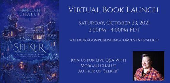 Seeker (Virtual Book Launch)